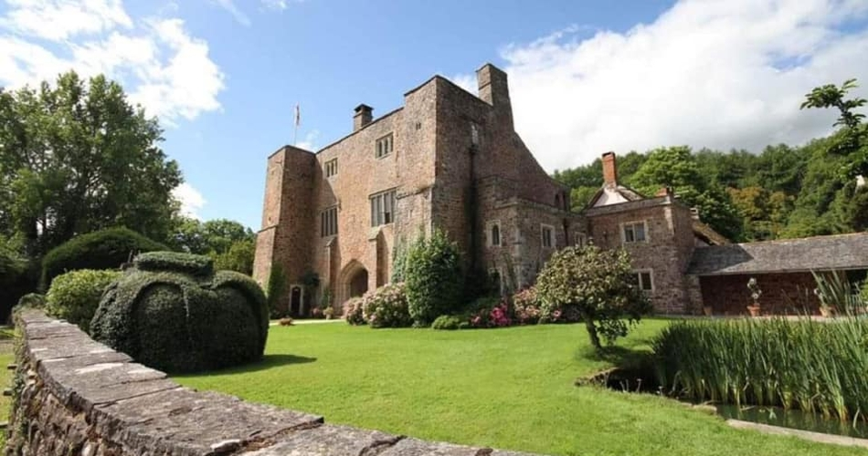 Image 1: Bickleigh Castle