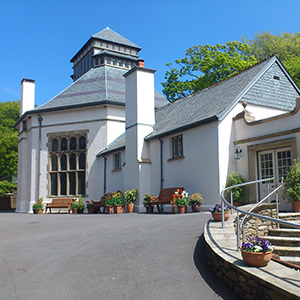 Woolhanger Manor