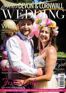 Issue 32 of Your Devon and Cornwall Wedding magazine