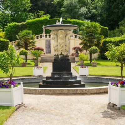 The Orangery Garden Café & Exclusive Wedding Venue, Torpoint