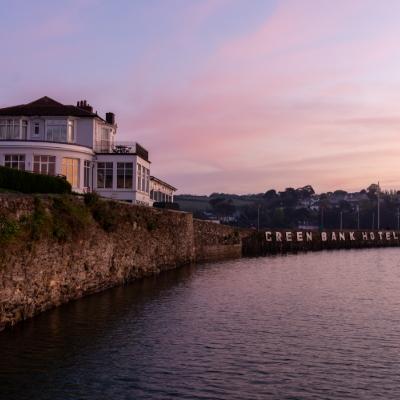 The Greenbank Hotel, Falmouth, Cornwall