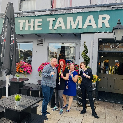 The Tamar in Plymouth hosts T Factor karaoke competition