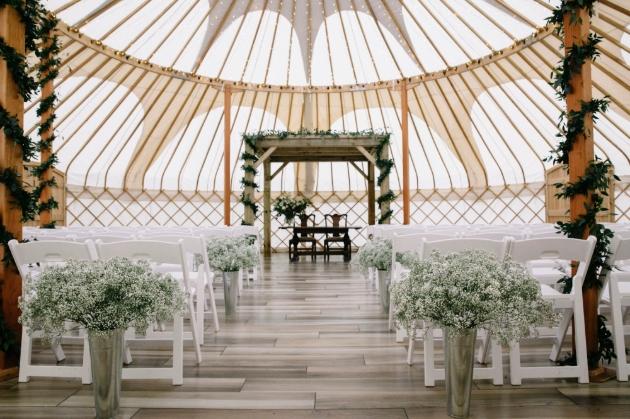 Yurts for Life, Devon