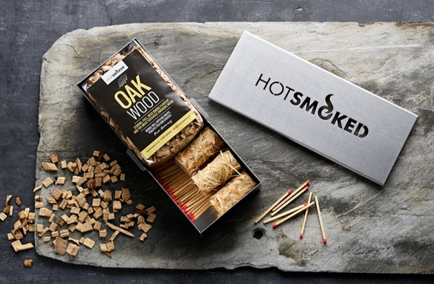 Devon-based company Hot Smoked launch Christmas gift collection