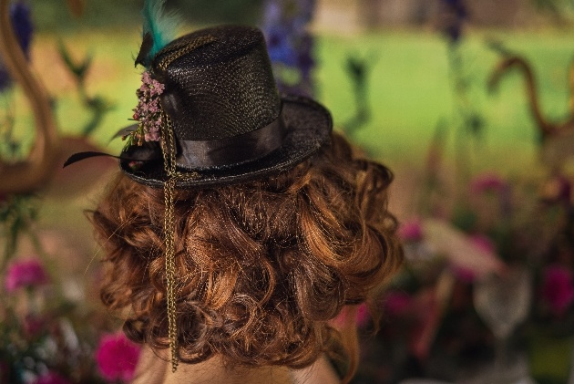 Talented local wedding suppliers collaborate on this Alice in Wonderland shoot: Image 3