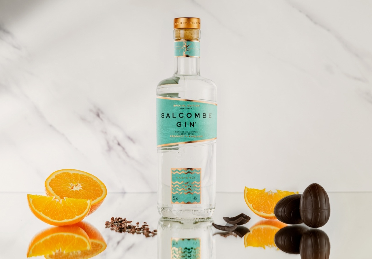 Salcombe Gin's special edition gin Easterly launches in time for Easter