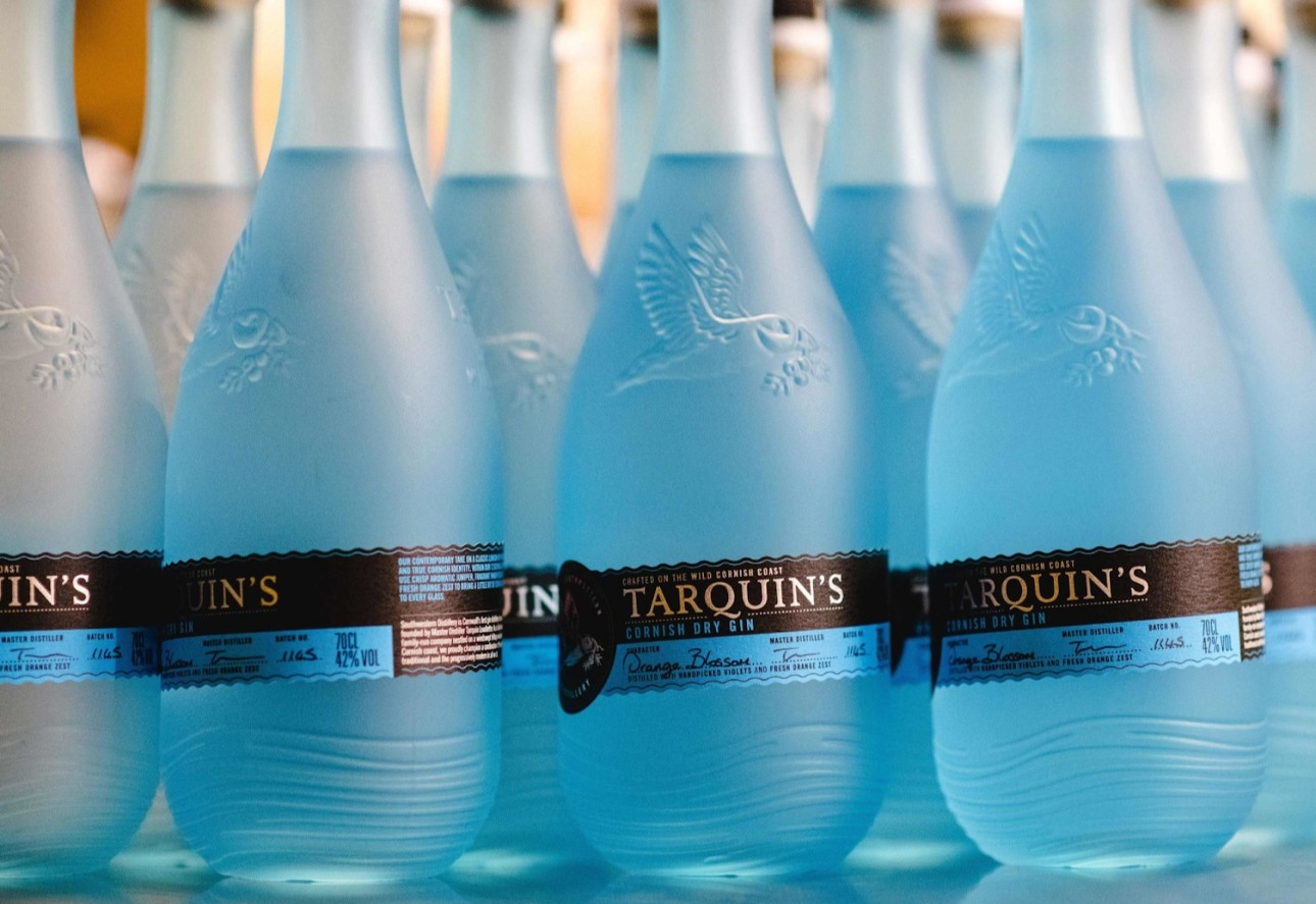 Tarquin's Cornish Gin opens new St Ives Gin School and Shop