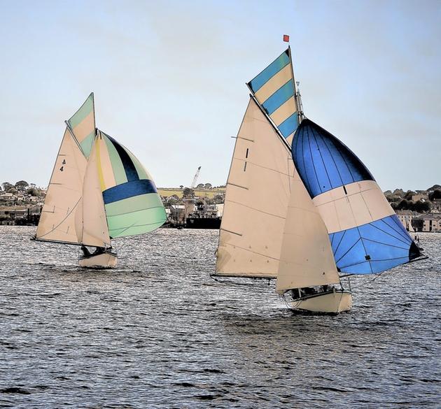 Mainbrace Rum Sponsors Race for Carrick Fleet at Falmouth Sailing Week 2021