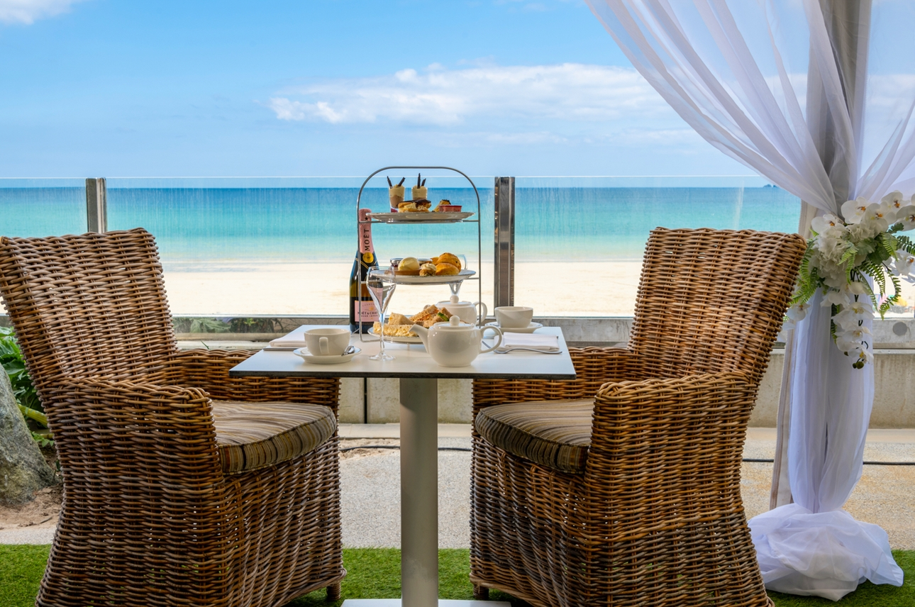 Get together this summer with Moët & Chandon and Carbis Bay Hotel & Estate
