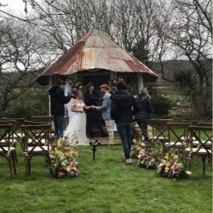 Rock Farm Devon Weddings