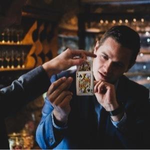 Lewis Belcher Magician - LBMAGICUK