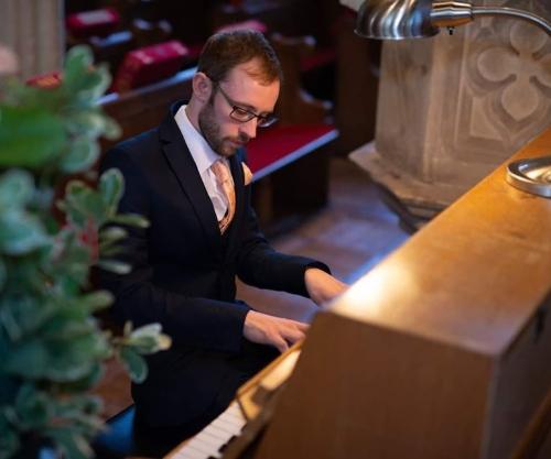 Matthew Lane Pianist