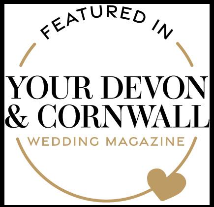 Featured in Your Devon and Cornwall Wedding magazine
