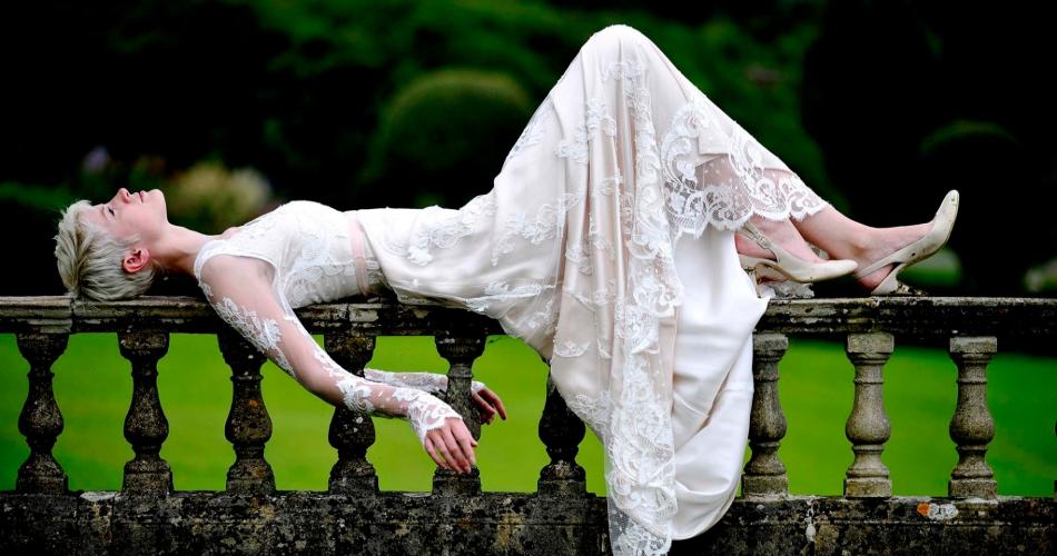 Image 1: Sarah Treble Couture